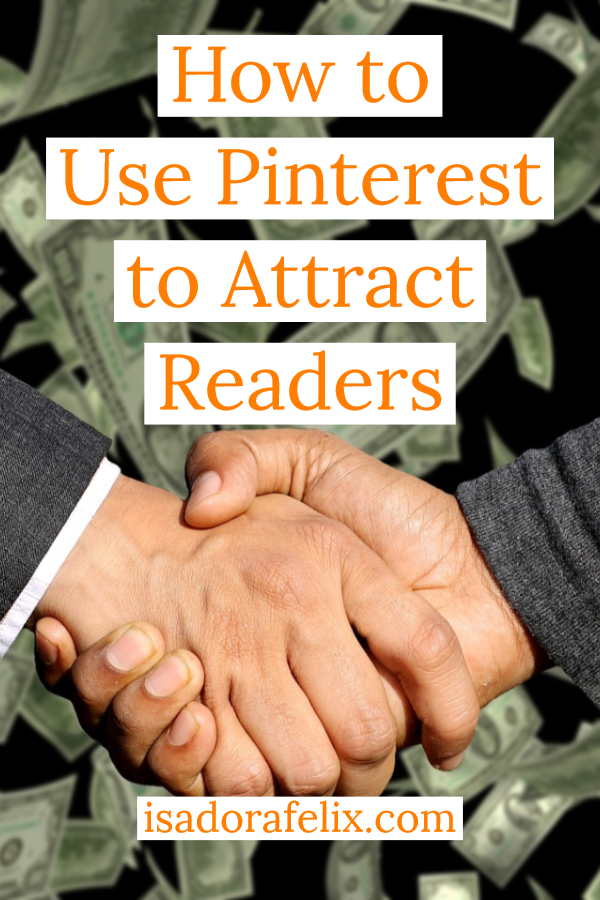How to Use Pinterest to Attract Readers