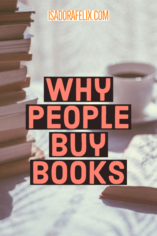 Why People Buy Books?